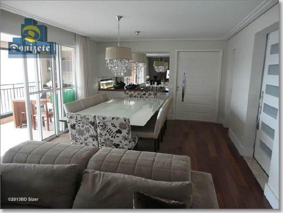 Apartamento Com 3 Dormitórios À Venda, 175 M² Por R$ 1.250.000,00 - Jardim São Caetano - São Caetano Do Sul/sp - Ap2177