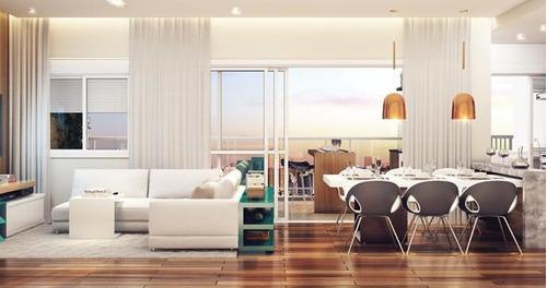 Imagem 1 de 15 de Apartamentos 52m² Com 2 Dormitórios E 1 Vaga Na Rua Da Paz! - 5594