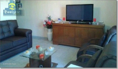 Casa Com 2 Dormitórios À Venda, 149 M² Por R$ 420.000 - Vila Alto De Santo André - Santo André/sp - Ca0054