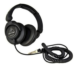 Behringer Hpx6000 Auricular Profesional Cerrado Dj Funda