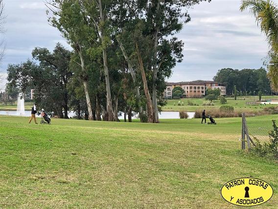 2454ro-lote Exclusivo Reserva Cardales Golf Laguna