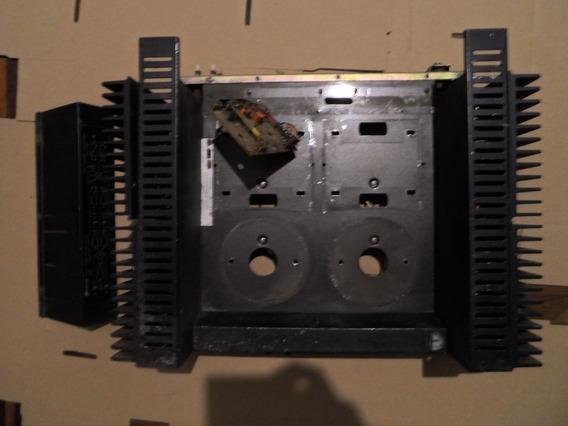 Amplificador Polivox Pm 5000 Pm-5000 Para Peças
