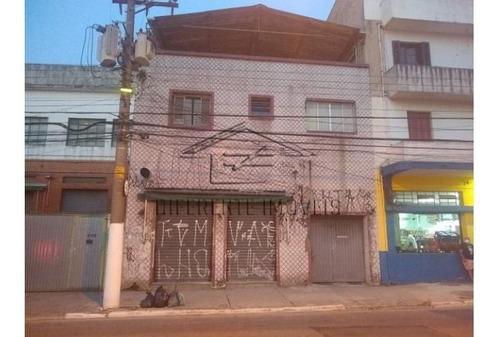 Imagem 1 de 15 de Sobrado Comercial - 600m² - Catumbi