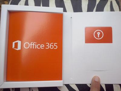 Office 365 - 2019 - Assinatura De Um Ano