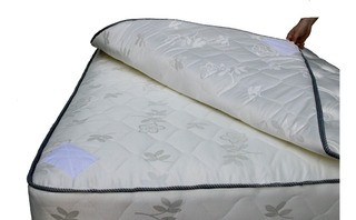 Colchon Y Sommier Multiflex Floating King 200 X 200 Pillow