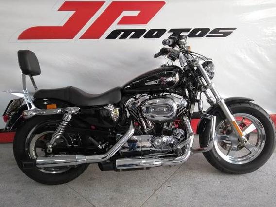 Harley Davidson Xl 1200 2012 Preta