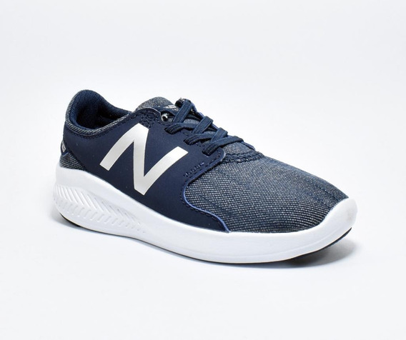 Tênis New Balance Kcoast Infantil Jeans