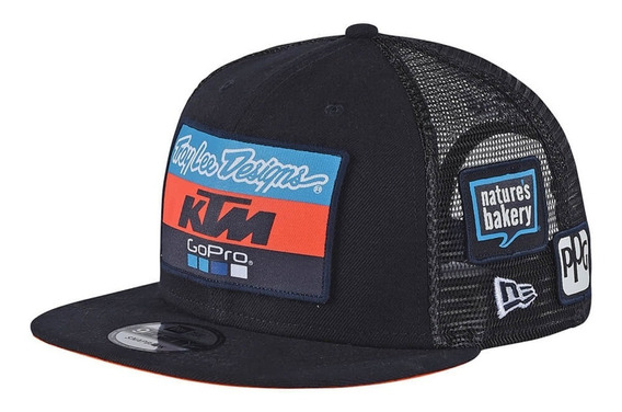 Gorra Ktm Factory Team Troy Lee Designs Gopro 2019
