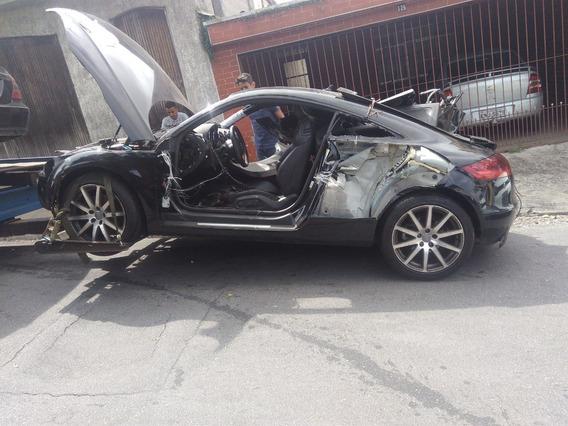 Sucata Audi Tt 2010 Somente Peças