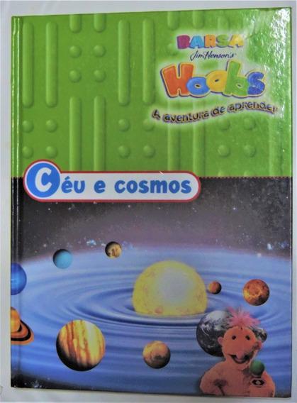 Livros Barsa Hoobs - Plantas, Animais Céu E Cosmos