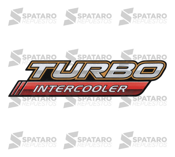 Calco De Caja Toyota Hilux 2009 Turbo Intercooler Roja