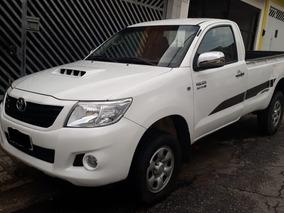 Toyota Hilux 3.0 4x4 Cabine Simples, Cs, Cab. Simples, C. S.