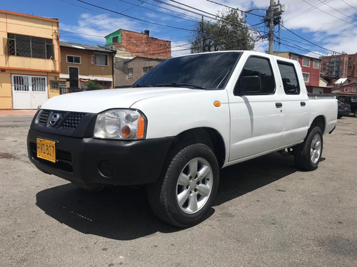 Nissan Frontier 2014 2.4l Chasis