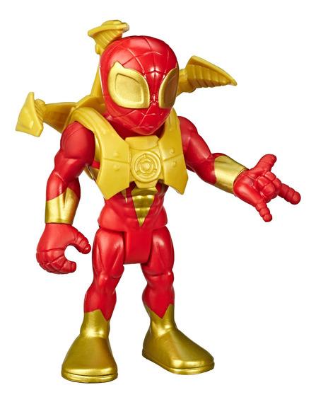 Playskool Super Hero Adventures Mini Figura Iron Spider