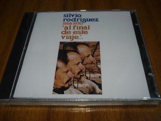 Cd Silvio Rodriguez / Al Final De Este... (nuevo Y Sellado)
