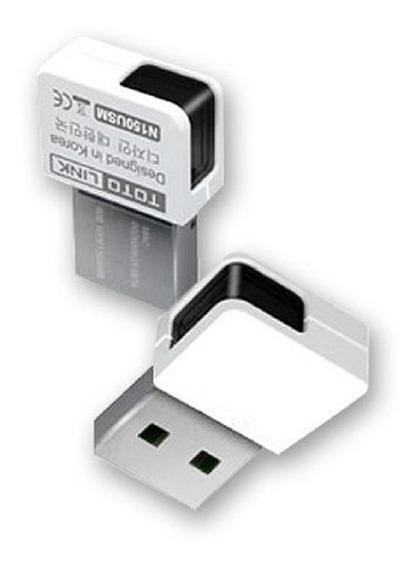 Adapatdor Wifi Nano Usb 150 Mbps Toto Link N150usm