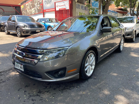 Ford Fusion Se 2010 4 Cilindros Impecable Factura Original