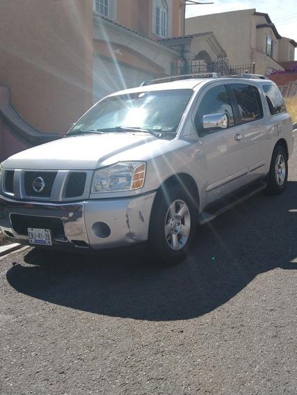 Nissan Armada 5.6 Se Piel Paq. De Arrastre 4x2 At 2004