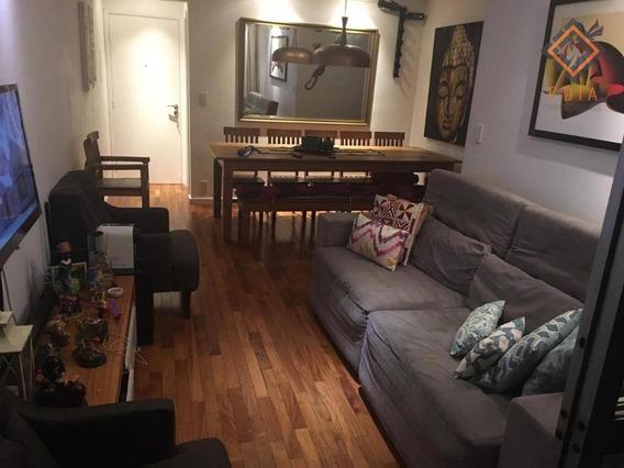 Apartamento Com 3 Dormitórios À Venda, 82 M² Por R$ 618.000,00 - Jardim Marajoara - São Paulo/sp - Ap42552