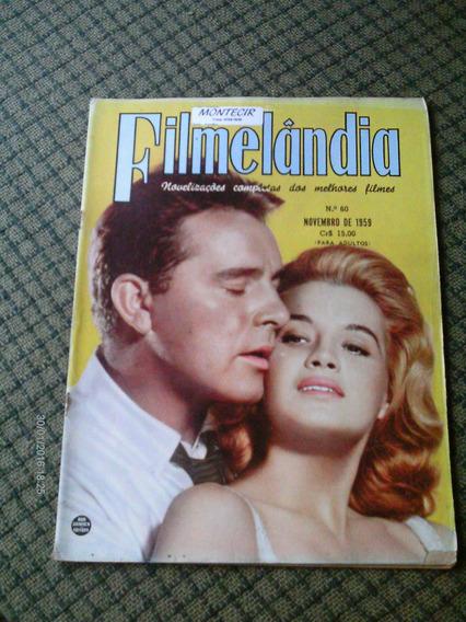 Filmelandia N. 60 Novembro De 1959 - Leia O Anuncio ...