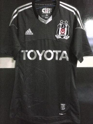 Camisa adidas Besiktas Away 2013-2014 Sweepet95