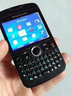 Celular Sony Ericsson Ck13i Qwert Desbloqueado Leia