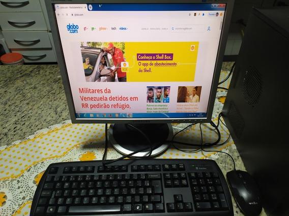 Computador Desktop (de Mesa) 1tb De Memória 4 Gb De Ram 12x