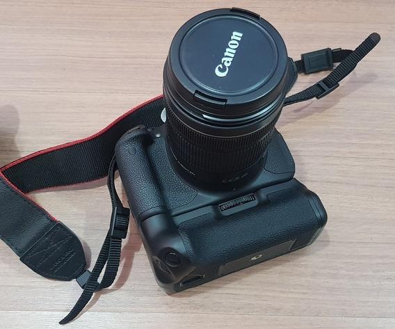 Lente Canon Efs 18-135mm Novinha