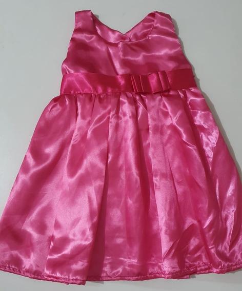 Roupa Infantil Kit Tamanho 01 - Vestidos Femininos 05 Peças