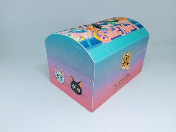 Caja Musical Anime Sailor Moon Personalizada!