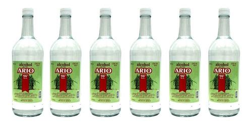 Imagen 1 de 1 de 6- Unidades De Alcohol De 96° Ario G.l