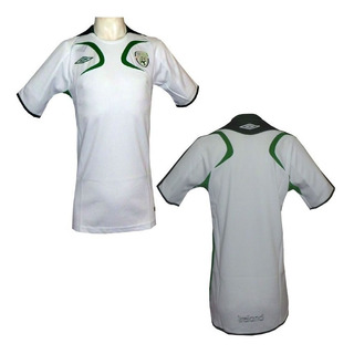 Camisa Irlanda Branca Treino
