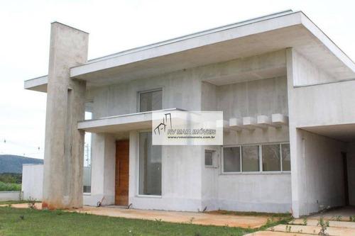 Casa Com 3 Dormitórios À Venda, 286 M² Por R$ 1.150.000 - Condomínio Village Ipanema Ii - Araçoiaba Da Serra/sp - Ca2077