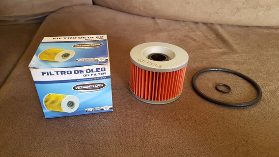 Filtro De Oleo Cb750 Cb550 Cb500 Cb400 Four Cb900 Gl1000