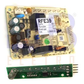Kit Placa Potência E Interface Geladeira Electrolux Rfe39