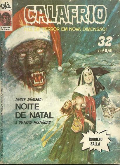 Revista Calafrio #32