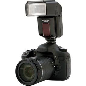 Flash Vivitar Df-3000 Compatível Com Nikon I-ttl