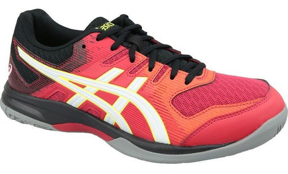 Tênis Asics Gel Rocket 9- Speed Red/white