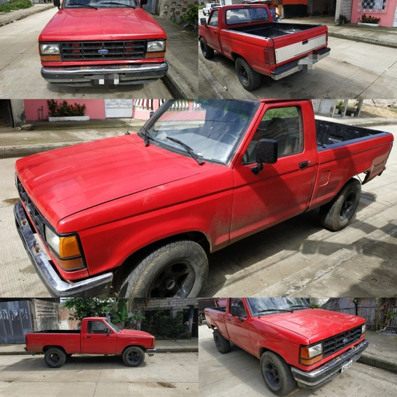 Ford Ranger Cabina Sencilla 4x2