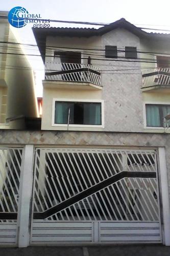 Venda Sobrado São Paulo Jardim Regina - S220
