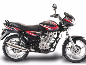 Bajaj New Discover 125