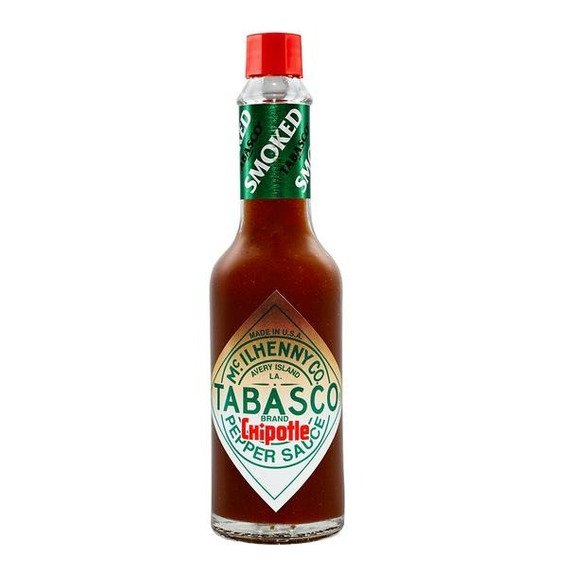 Salsa Tabasco Chipotle 60ml