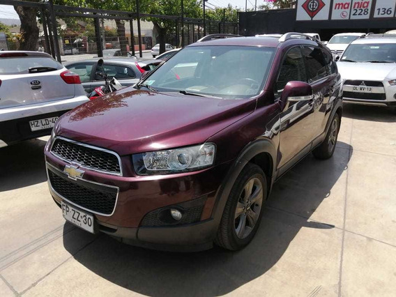 Chevrolet Captiva Iii Lt Full Awd 2.2 At