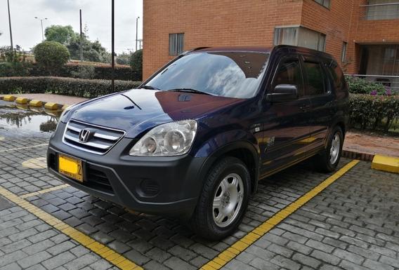 Honda Cr-v 2005 Lx Mecánica - Excelente Estado