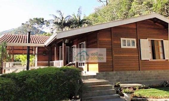 Casa Em Condomínio Em Sto Antônio Do Pinhal! - Ca0043