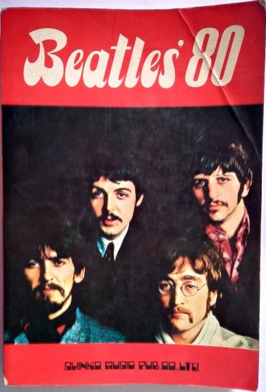 Songbook Raríssimo - Beatles 80 (raríssimo E Esgotado)