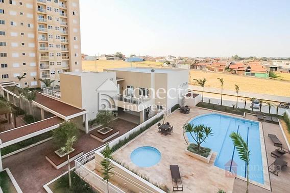 Apartamento À Venda, 56 M² Por R$ 250.000,00 - Vivare Club Residence - Paulínia/sp - Ap0335