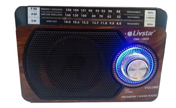 Radio Livstar Cnn-1302r