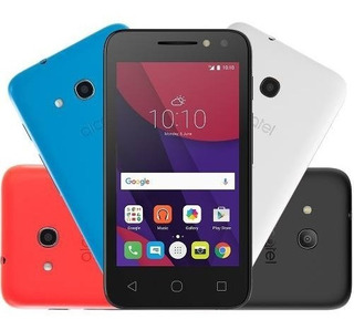 Smartphone Alcatel Pixi4 4 Colors Ot4034e