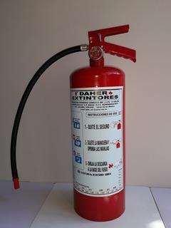 Extintores Nuevos De Pqs 6kg (extinguidores)